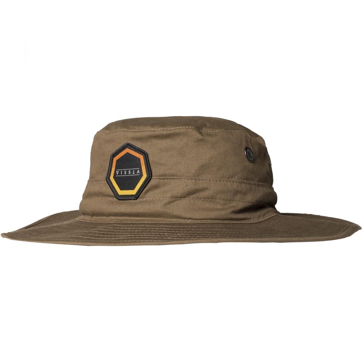 61edebb80cef5a Vissla Boonie Hat (Tobacco) - Καπέλα - Καπέλα-Σκουφιά - ΑΝΔΡΙΚΑ ...