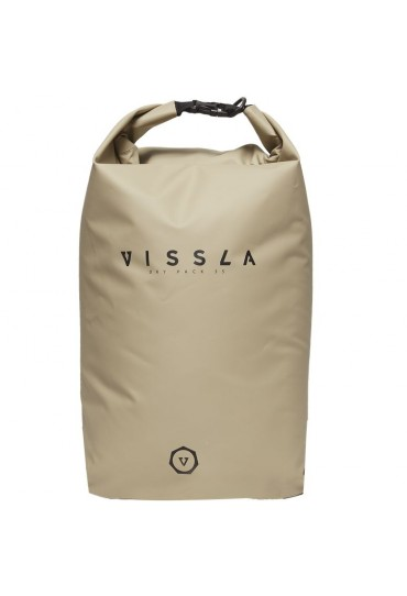 VISSLA 7 Seas XL 35L Dry Backpack (KHA)