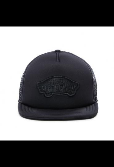 VANS CLASSIC PATCH TRUCKER HAT (Black)
