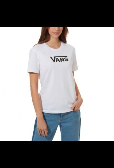 VANS FLYING V CLASSIC T-SHIRT (WHITE)