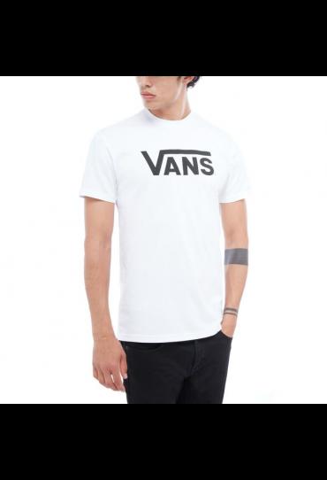 VANS CLASSIC T-SHIRT (White/Black)