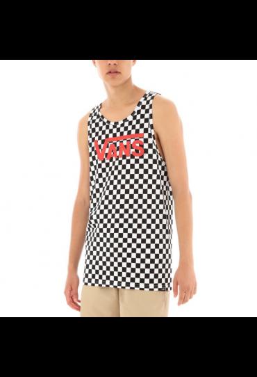 VANS CLASSIC TANK (Black-White Checkerboard)