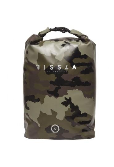 VISSLA7 Seas XL 35L Dry Backpack (CAM)