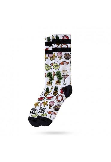 American Socks-Coco Loco-Mid High