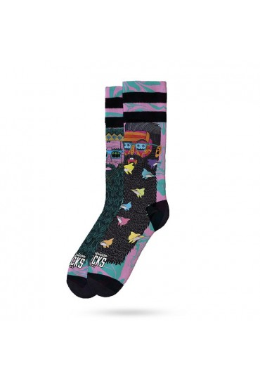 American Socks-Bondi Beach - Mid High