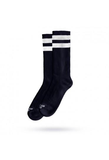 American Socks Back in Black I - Mid High (Black)