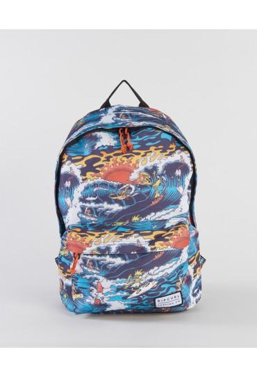 RipCurl Dome BTS + Pencil Case (Blue)