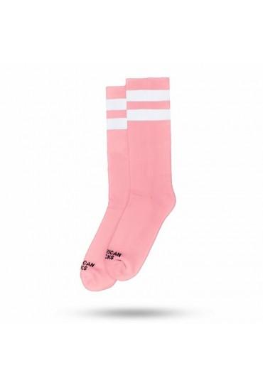 American Socks-Bubblegum-Mid High