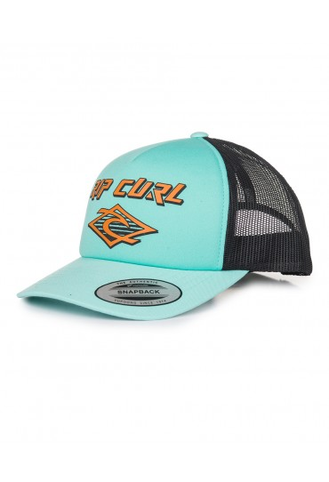 Rip Curl Back To The Basic - Cap (Mint)