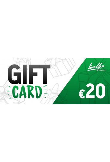 Lineup Gift Card (20)
