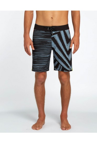 Billabong D Bah Airlite 18'' Boardshort (Black)