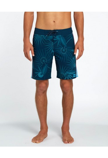 Billabong D Bah Airlite 18'' Boardshort (Blue)