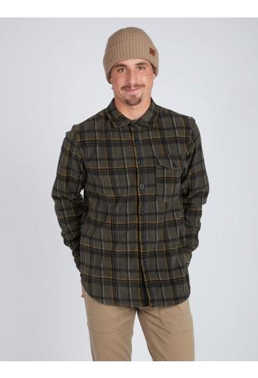 Billabong Furnace DWR Flannel Shirt