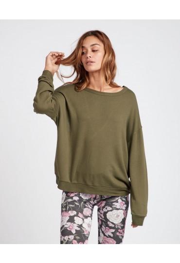 Billabong Let Go Loose Knit Pullover