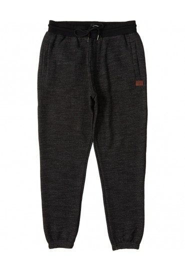 Billabong Balance Pant Cuffed Sweatpant (black)