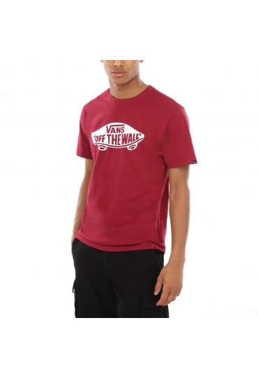 VANS OTW CLASSIC T-SHIRT (Rhumba Red)