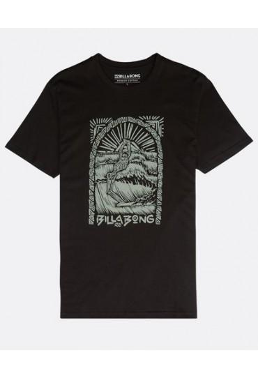 Billabong Dead Walk T-Shirt (Black)