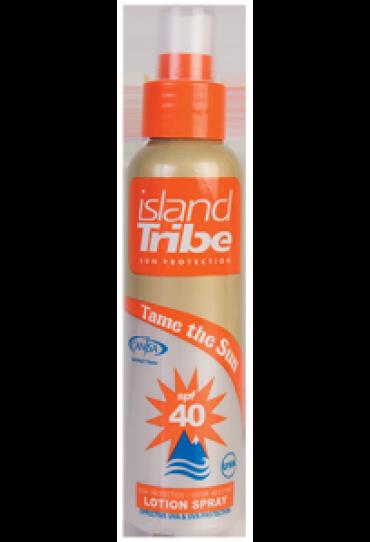 Island Tribe SPF 40 Light Lotion Spray 125ml