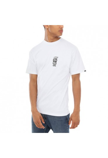 VANS MOONSHINE SHORT SLEEVE T-SHIRT (White)