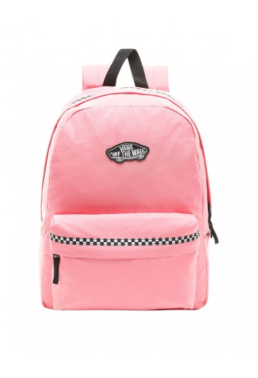 VANS EXPEDITION II BACKPACK (Strawberry Pink/Micro Check)