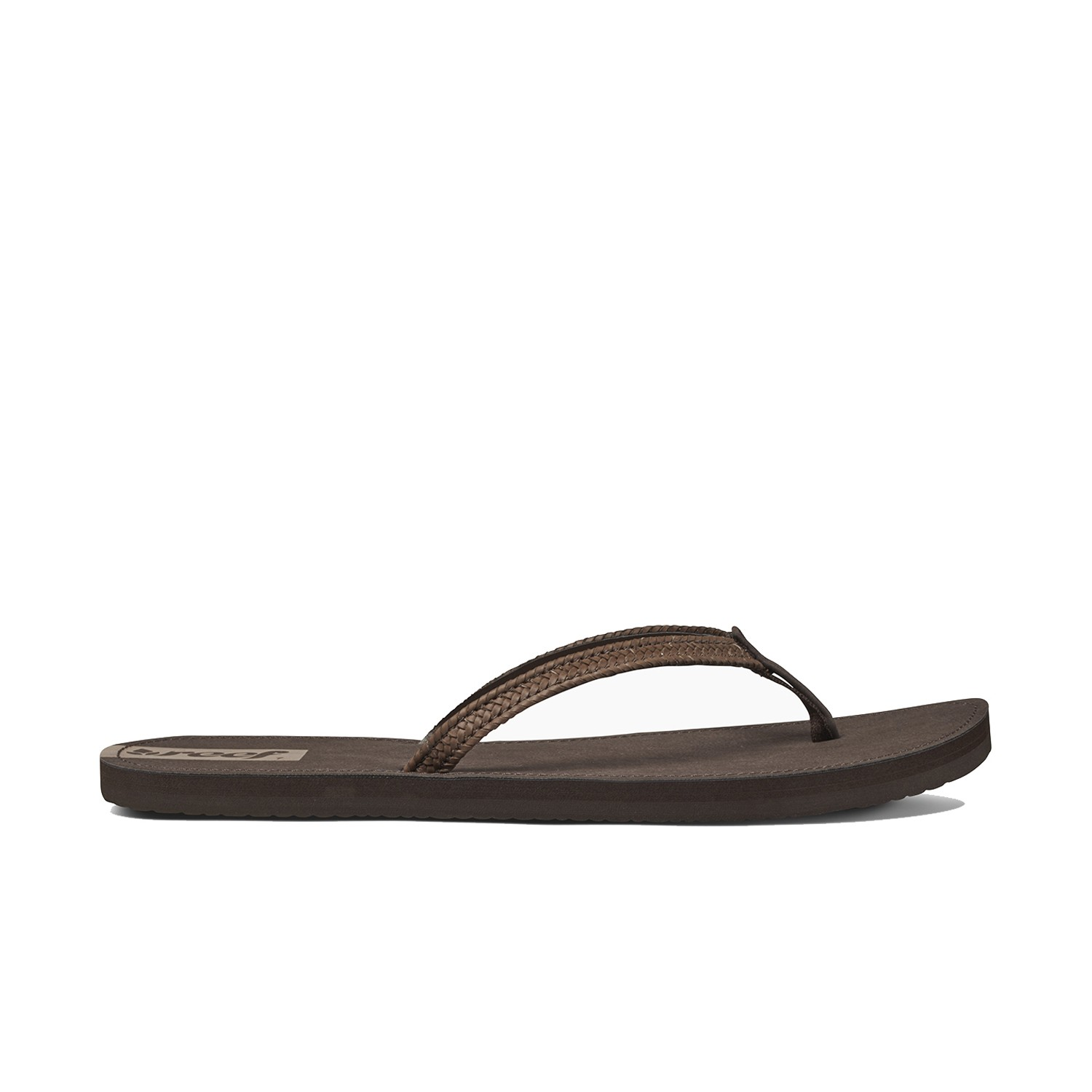 f9f76973f682d Reef Downtown Truss Sandals (Dark Brown)