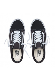 VANS OLD SKOOL SHOES (Black)