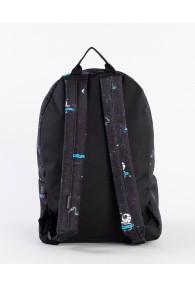 RipCurl Dome BTS + Pencil Case (Black/Blue)