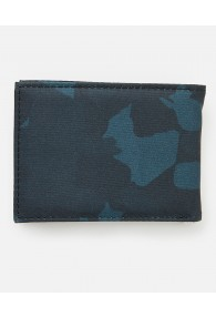 RipCurl Combo PU Slim Wallet (Slate Blue)