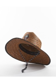 RipCurl Icons Straw Hat (Brown)