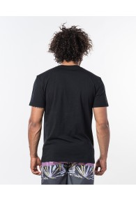 Rip Curl In Da Pocket Short Sleeve Tee (Black)
