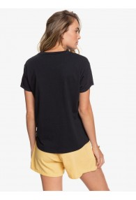 Roxy Epic Afternoon - T-Shirt (Black)