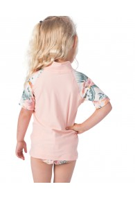 RipCurl Mini Coconut Time Short Sleeve Suit