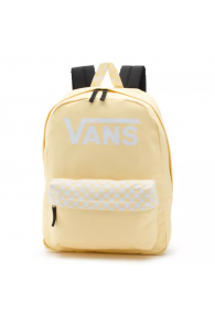 VANS COLOR THEORY REALM BACKPACK (GOLDEN HAZE)