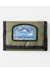 RipCurl Mix Up Surf Wallet (Olive)