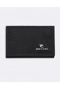 RipCurl  Wallet + Belt Gift Pack (Black)