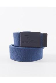 RipCurl Snap Revo Webbed Belt (Blue/Black)