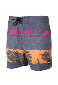 "Rip Curl Retro Palm Tree 16"""" Boardshort"