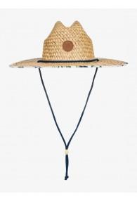 Roxy Pina To My Colada Straw Sun Hat