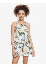 Roxy Favorite Song - Strappy Playsuit (White)