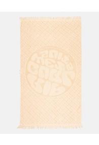RipCurl Surfers Essentials Towel (Light Peach)