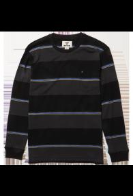 Vissla Reducer LS Knit Tee (Black)