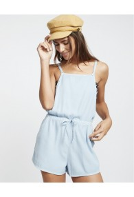 Billabong Bermuda Playsuit (Chambray)
